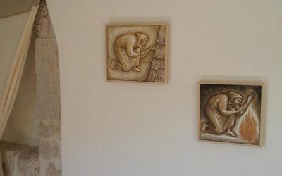 Fotogallery – Mostra Maestro Piero Casentini / rappresentazione dei mestieri medievali