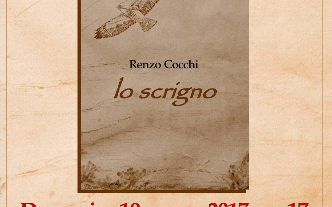 Presentazione del nuovo racconto di fra Renzo Cocchi