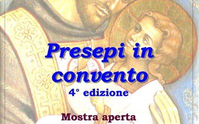 Presepi in Convento – 4° edizione