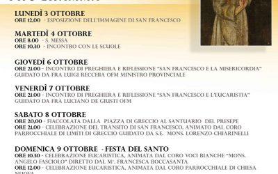 San Francesco D'Assisi 2016