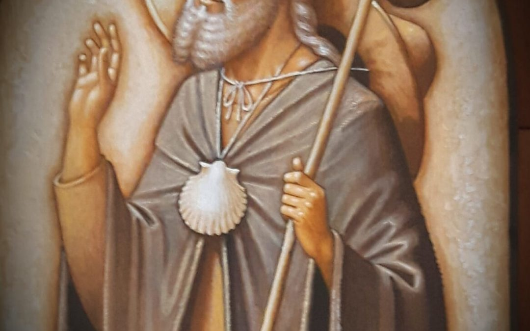 25 luglio 2020 – San Giacomo Apostolo – Poggio Bustone