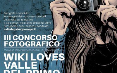 III concorso fotografico Wiki Loves Valle del Primo Presepe