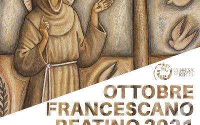Ottobre Francescano Reatino 2021